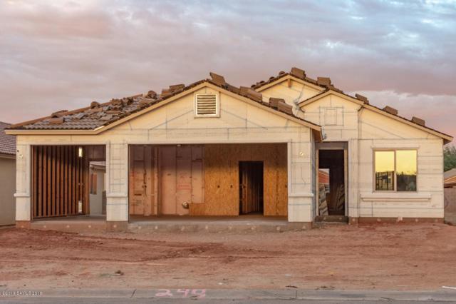 1181 Barnes Drive Lot 244, Sierra Vista, AZ 85635 (MLS #168566) :: Service First Realty