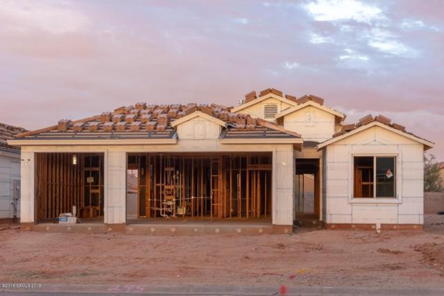 1169 Barnes Drive Lot 245, Sierra Vista, AZ 85635 (MLS #168582) :: Service First Realty