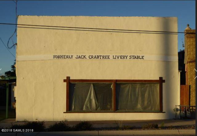 416 E Fremont Street, Tombstone, AZ 85638 (#168602) :: Long Realty Company