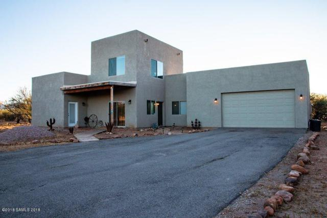 7654 E Sanchez Valley Drive, Sierra Vista, AZ 85650 (MLS #168626) :: Service First Realty