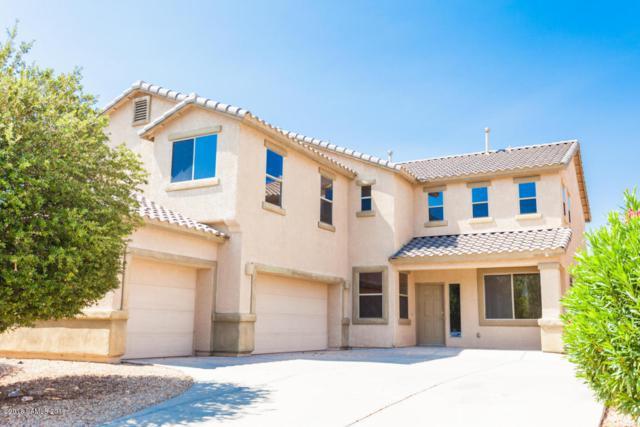 12950 E Wild Horse Corral Drive Drive V, Vail, AZ 85641 (MLS #168649) :: Service First Realty