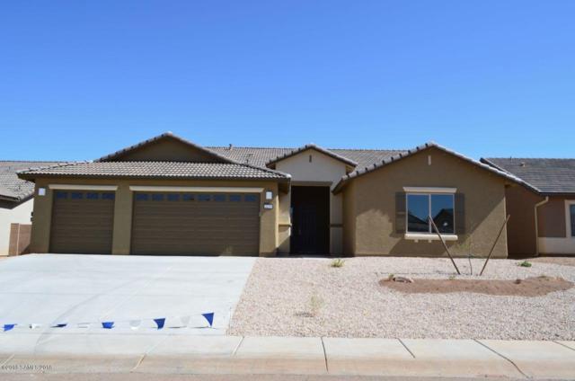4378 Christopher Drive Lot 9, Sierra Vista, AZ 85650 (#168661) :: The Josh Berkley Team