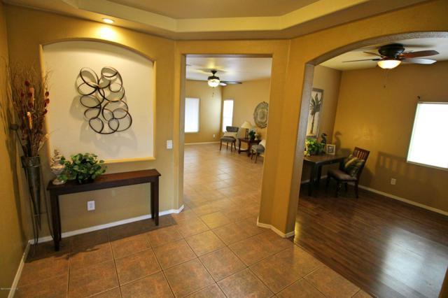 922 Estancia Drive, Sierra Vista, AZ 85635 (MLS #168670) :: Service First Realty