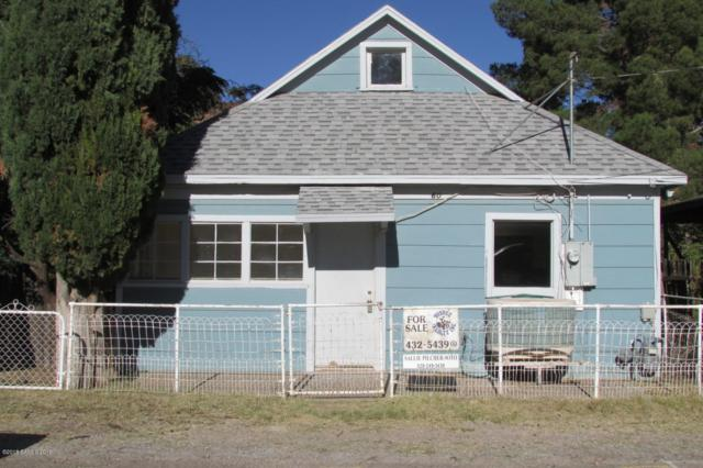 60 Cochise Row, Bisbee, AZ 85603 (MLS #168691) :: Service First Realty
