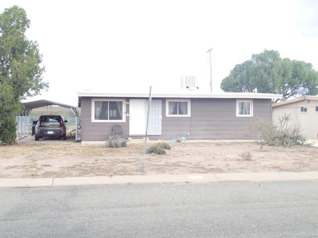 101 E Pinal Street, Huachuca City, AZ 85616 (MLS #168699) :: Service First Realty