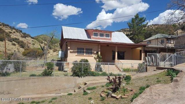 61 Wood Canyon Circle, Bisbee, AZ 85603 (#168712) :: Long Realty Company