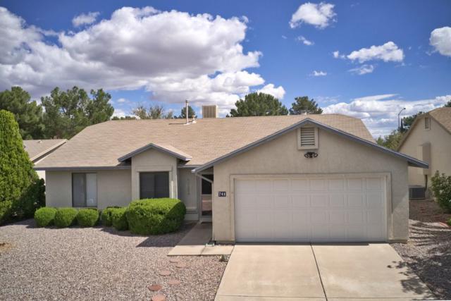 741 Silverwood Drive, Sierra Vista, AZ 85635 (#168721) :: Long Realty Company