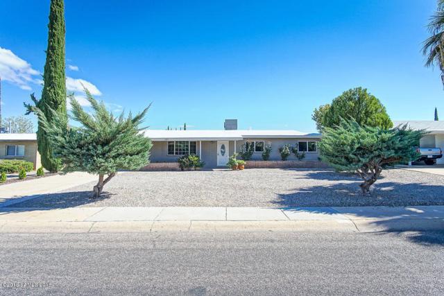 180 NE Martin Drive, Sierra Vista, AZ 85635 (MLS #168736) :: Service First Realty