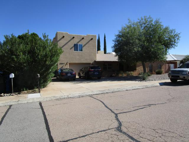 4497 Queens Way, Sierra Vista, AZ 85635 (MLS #168746) :: Service First Realty