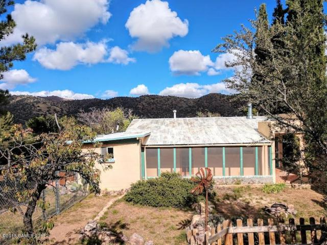 39 Spring Canyon Road, Bisbee, AZ 85603 (MLS #168751) :: Service First Realty