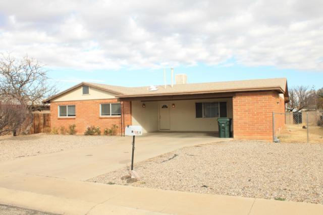 519 Hegge Drive, Sierra Vista, AZ 85635 (MLS #168753) :: Service First Realty