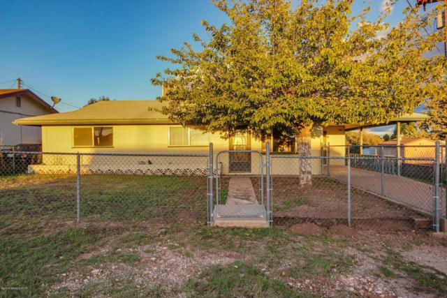 206 Navajo Drive, Bisbee, AZ 85603 (MLS #168798) :: Service First Realty