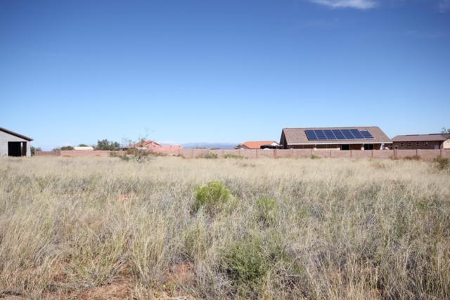 Lot 111 S Hackberry Drive, Sierra Vista, AZ 85650 (MLS #168839) :: Service First Realty