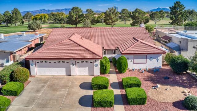 3312 E Pebble Beach Drive, Sierra Vista, AZ 85650 (MLS #168854) :: Service First Realty