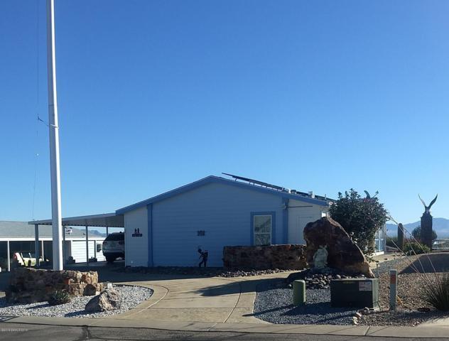1030 S Barrel Cactus Ridge #154, Benson, AZ 85602 (MLS #168873) :: Service First Realty