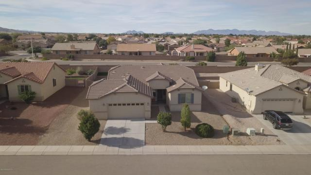 1805 Soaring Hawk Drive, Sierra Vista, AZ 85635 (MLS #168879) :: Service First Realty