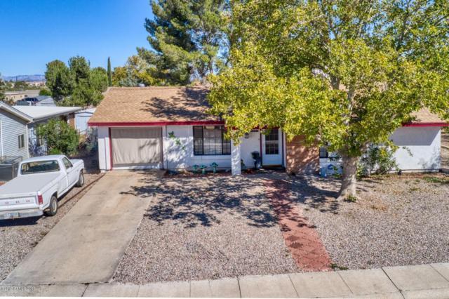 927 Plaza Benito, Sierra Vista, AZ 85635 (#168909) :: Long Realty Company