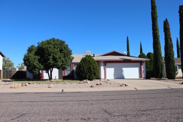 1541 Jasmin Drive, Sierra Vista, AZ 85635 (MLS #168922) :: Service First Realty