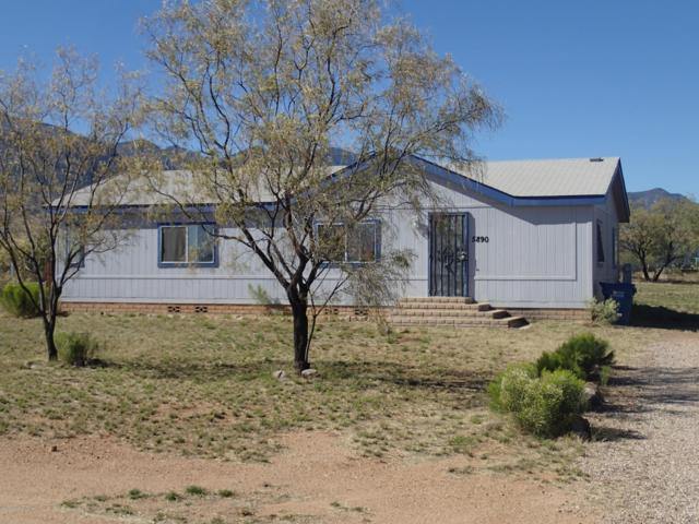 5890 S Mountain Side Lane, Hereford, AZ 85615 (MLS #168954) :: Service First Realty