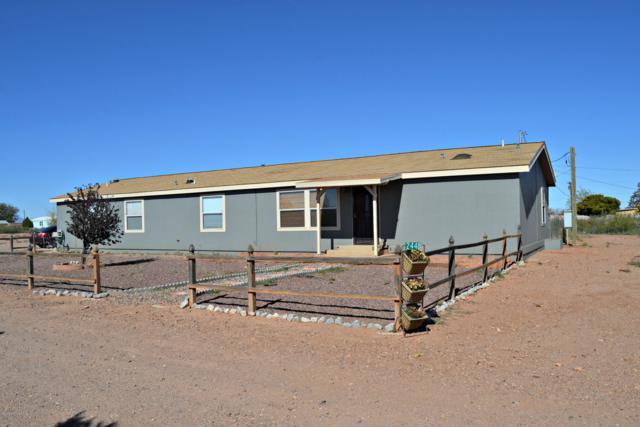 2448 N County Hospital Road, Douglas, AZ 85607 (MLS #168960) :: Service First Realty