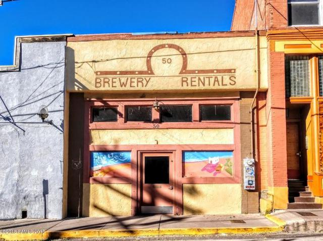 50 Brewery Avenue, Bisbee, AZ 85603 (MLS #169006) :: Service First Realty
