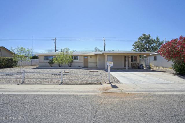 764 Calle Del Norte, Sierra Vista, AZ 85635 (MLS #169021) :: Service First Realty