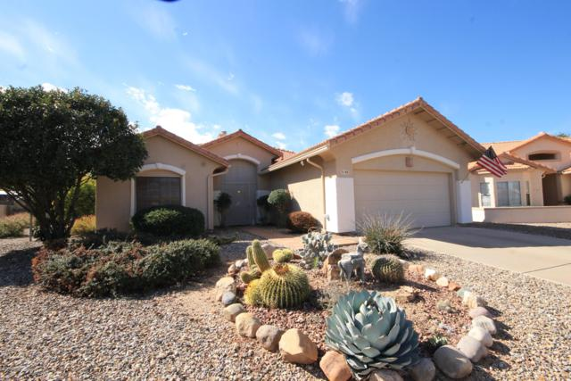 3148 Candlewood Way, Sierra Vista, AZ 85650 (#169022) :: Long Realty Company