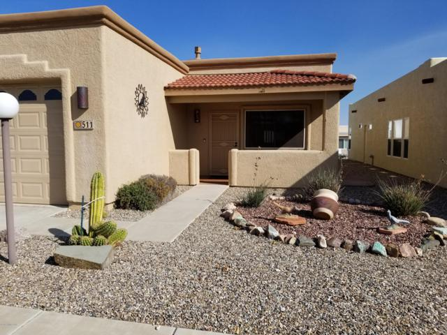 511 S Clubhouse Lane, Sierra Vista, AZ 85635 (MLS #169083) :: Service First Realty