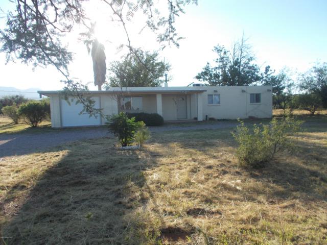 5134 S Santa Claus Avenue, Sierra Vista, AZ 85650 (MLS #169088) :: Service First Realty