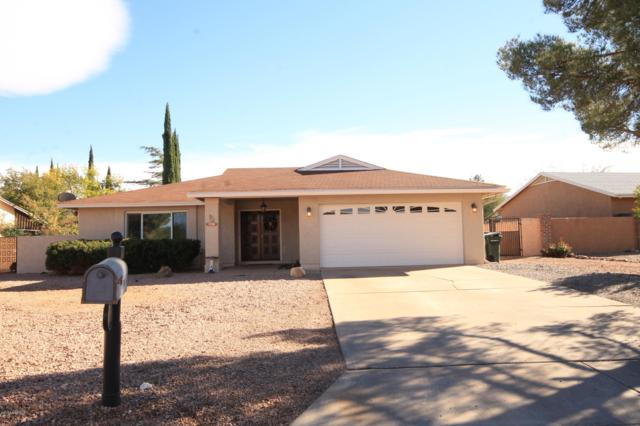 3708 Snead Drive, Sierra Vista, AZ 85650 (#169109) :: Long Realty Company