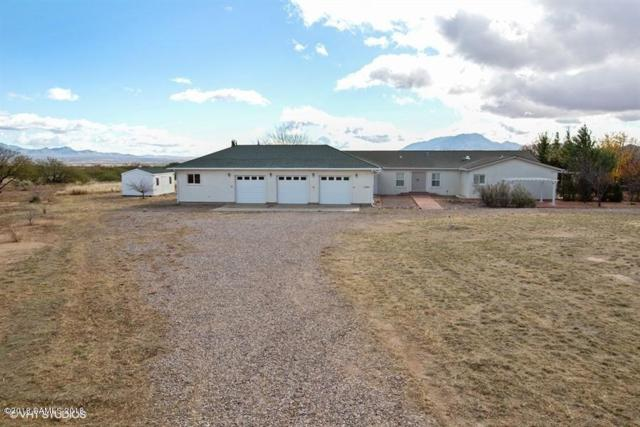 10655 S Paint Ranch Road, Hereford, AZ 85615 (MLS #169153) :: Service First Realty