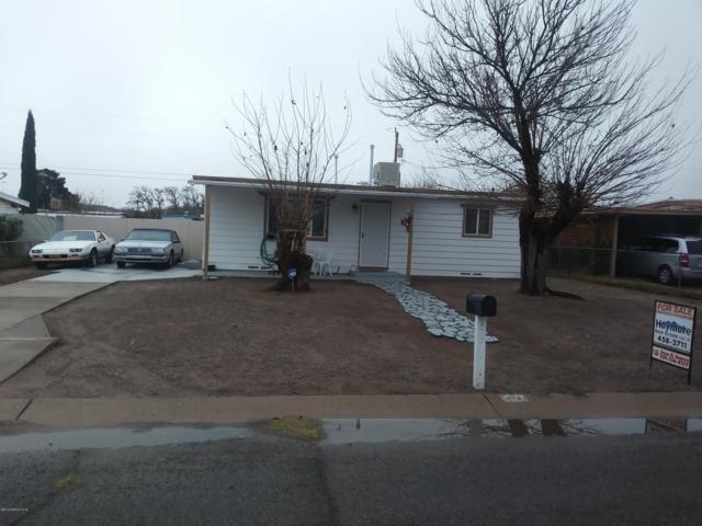 112 Navajo Street, Huachuca City, AZ 85616 (MLS #169168) :: Service First Realty