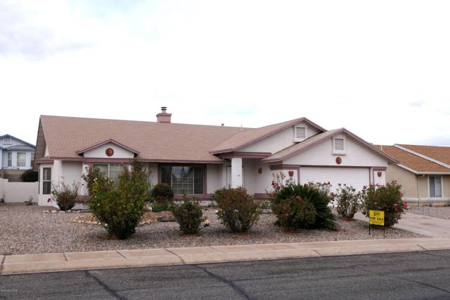 2695 Thunderbird Drive, Sierra Vista, AZ 85650 (MLS #169172) :: Service First Realty