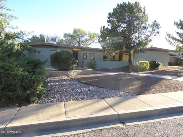 1724 Crestwood Drive, Sierra Vista, AZ 85635 (MLS #169183) :: Service First Realty