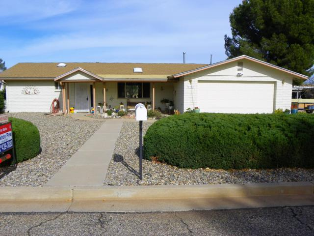 3813 Saint Andrews Drive, Sierra Vista, AZ 85650 (MLS #169192) :: Service First Realty