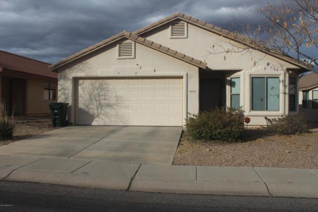 1809 Silverado Drive, Sierra Vista, AZ 85635 (MLS #169193) :: Service First Realty