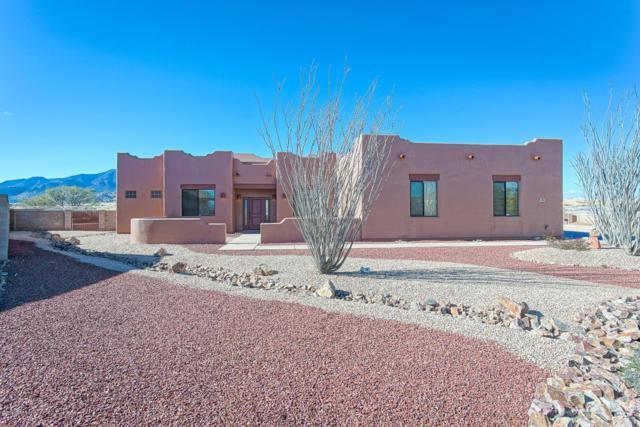 3686 Plaza De La Rosa, Sierra Vista, AZ 85650 (MLS #169199) :: Service First Realty