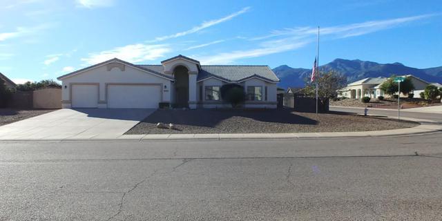 3322 Herba De Maria, Sierra Vista, AZ 85650 (MLS #169200) :: Service First Realty