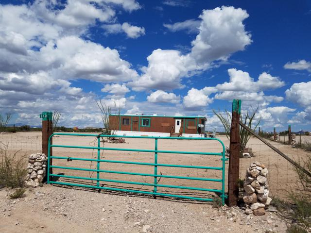 140 Dessert Meadow Road, Tombstone, AZ 85638 (MLS #169217) :: Service First Realty