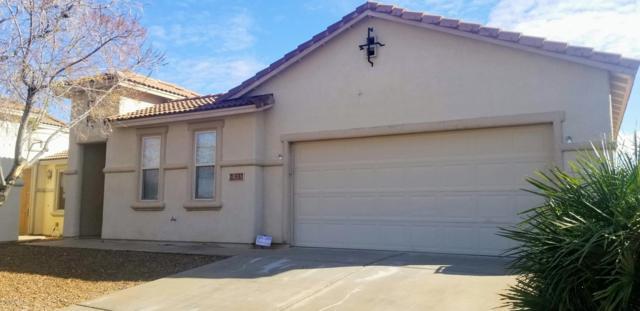 537 Tanner Drive, Sierra Vista, AZ 85635 (MLS #169231) :: Service First Realty