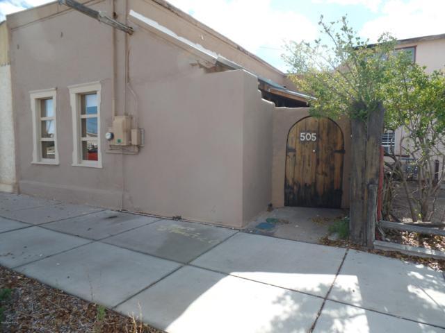 505 E Fremont Street, Tombstone, AZ 85638 (#169239) :: The Josh Berkley Team