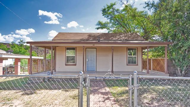 14 Old Douglas Road, Bisbee, AZ 85603 (MLS #169261) :: Service First Realty