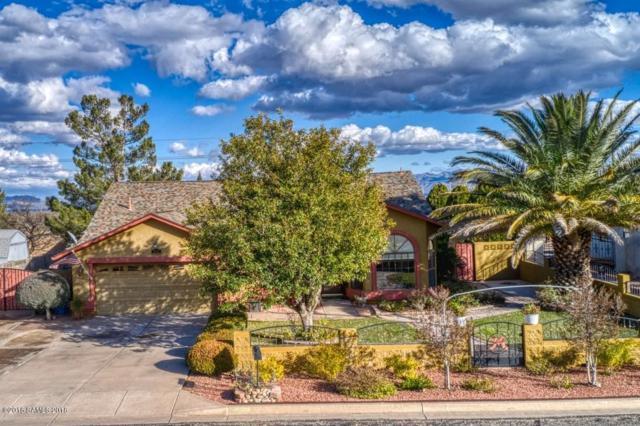 3101 Player Avenue, Sierra Vista, AZ 85650 (MLS #169290) :: Service First Realty