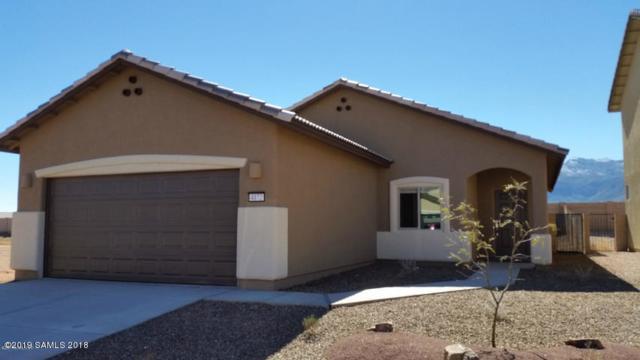 4172 Rocky Mountain Way, Sierra Vista, AZ 85650 (MLS #169319) :: Service First Realty