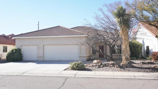5212 Cedar Springs Drive, Sierra Vista, AZ 85635 (MLS #169365) :: Service First Realty