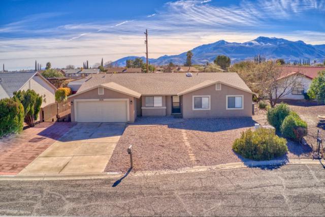 3616 Miller Street, Sierra Vista, AZ 85650 (#169375) :: Long Realty Company
