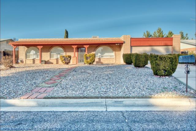 3101 Oak Hill Street, Sierra Vista, AZ 85650 (MLS #169381) :: Service First Realty