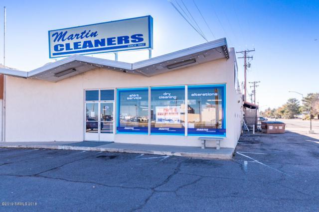 556 W Fry Boulevard, Sierra Vista, AZ 85635 (#169436) :: Long Realty Company