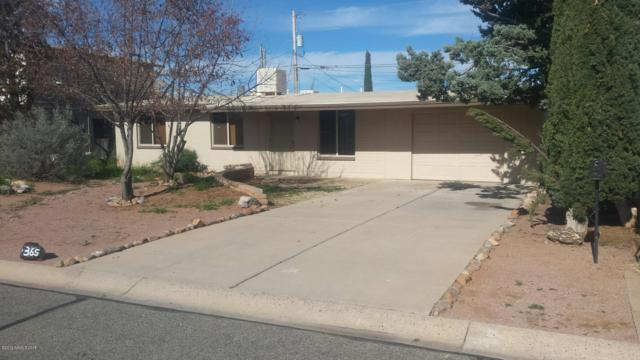 365 Sherbundy Street, Sierra Vista, AZ 85635 (MLS #169439) :: Service First Realty