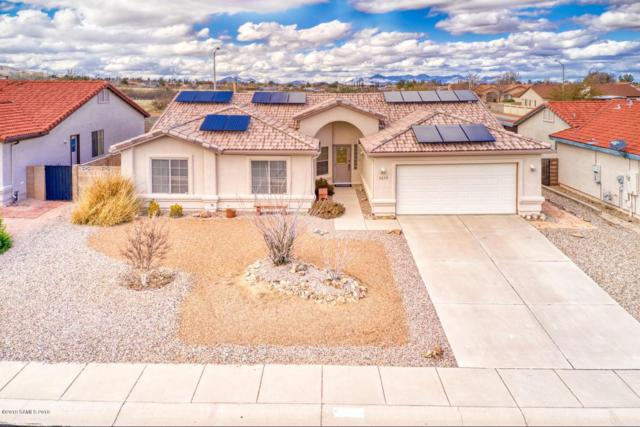 3679 Plaza De La Yerba, Sierra Vista, AZ 85650 (MLS #169441) :: Service First Realty